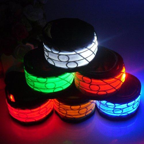 Bracelet Reflective Pattern - LED Armband
