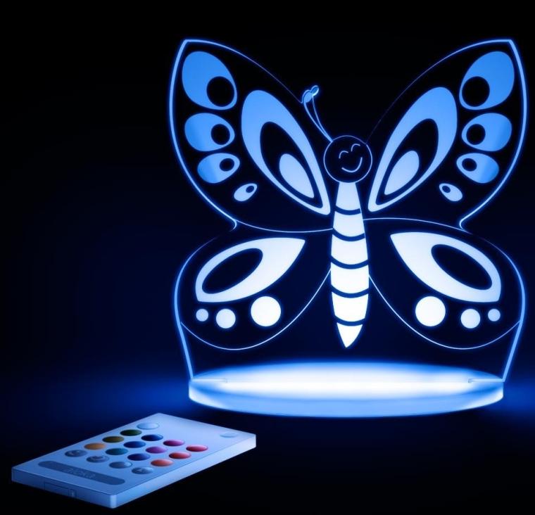 Butterfly Sleepy Light