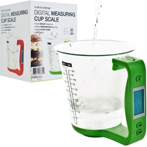 Chef Buddy  Digital Detachable Measuring Cup Scale