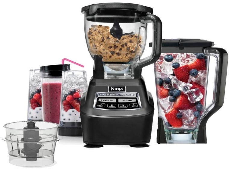 Complete Kitchen System Mega Blender Food Processor