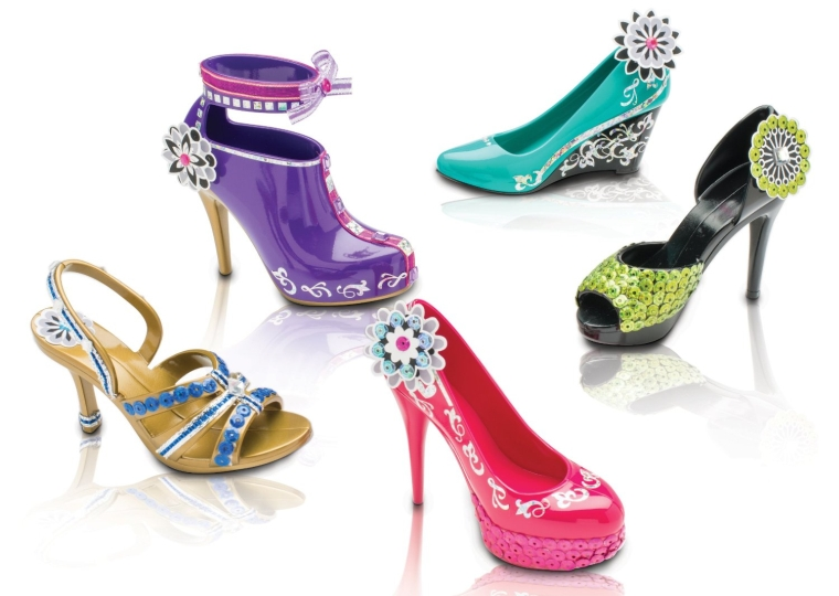 Crayola Creations Hot Heels