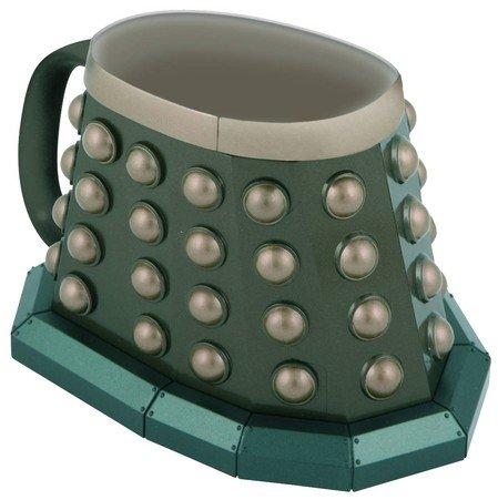 Dalek 3D Mug