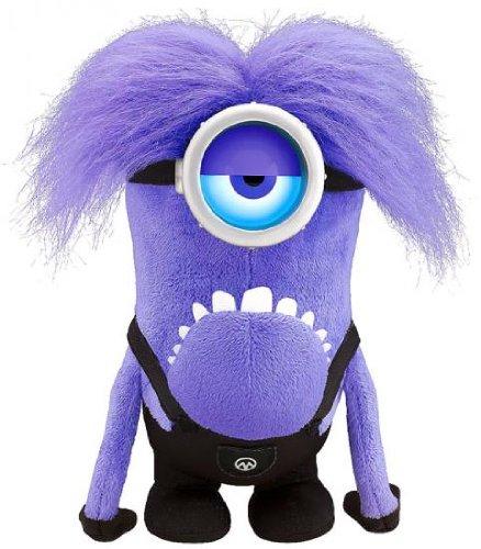 Despicable Me 2 - 12 inch TalkingLight Up Purple Minion
