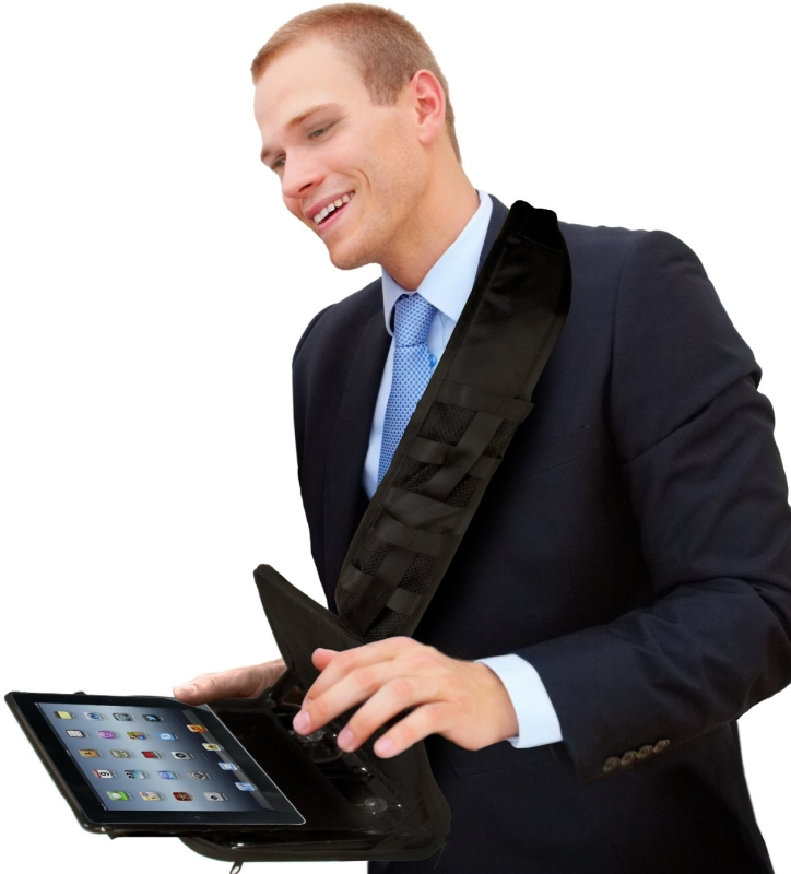 Digital Hands Free Carrying Case for iPad 23