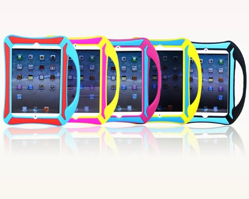Drop-Proof Protective Case with Handle for iPad Mini & iPad Mini Retina Display