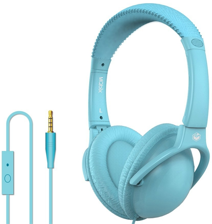 Ear Foam Palette High Performance Headphones with Mic