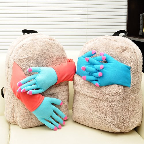Embrace Plush Backpack