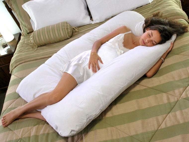 Extra Comfy U Shaped Comfort Pregnancy Pillow