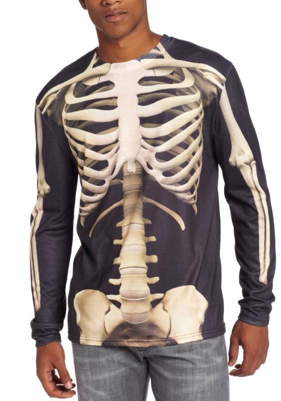 Faux Real Mens Skeleton