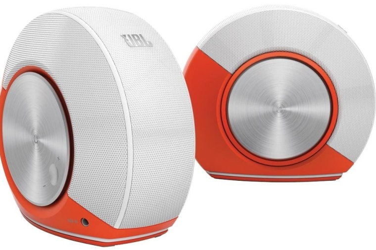 JBL Pebbles Plug and Play Stereo Computer Speakers