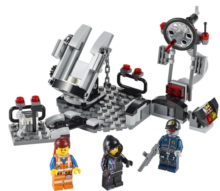 LEGO Movie 70801 Melting Room