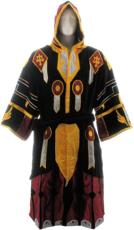 Limited Edition World of Warcraft Judgement Armor Tier 2 Paladin Robe from Blizzard Entertainment