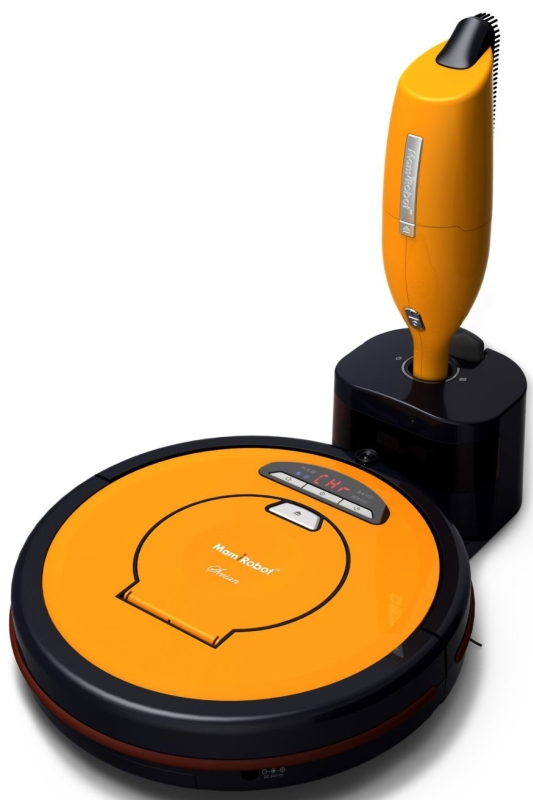 Mami Automatic Robot vacuum Cleaner Robot K5 Polo