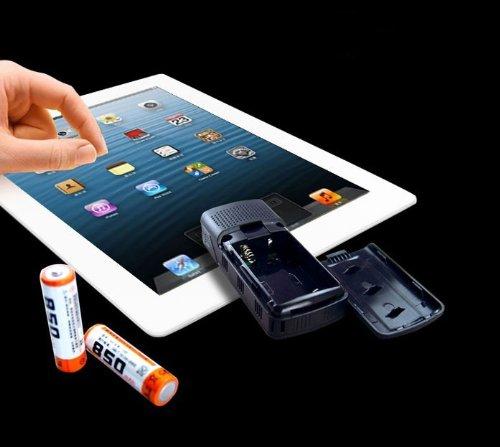 Mini Portable Wireless Bluetooth Barcode Scanner