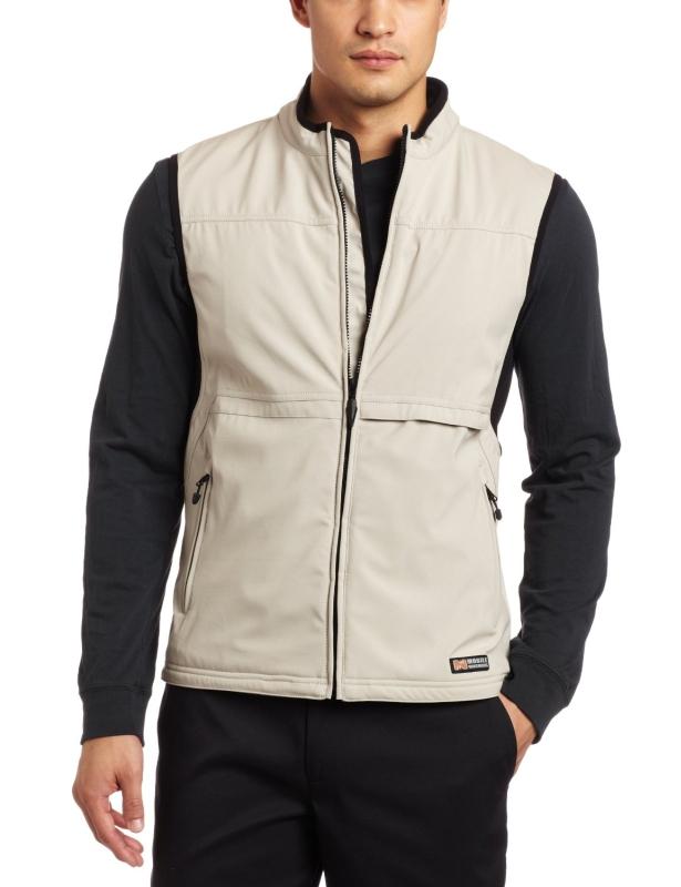Mobile Warming Golf Softshell Vest