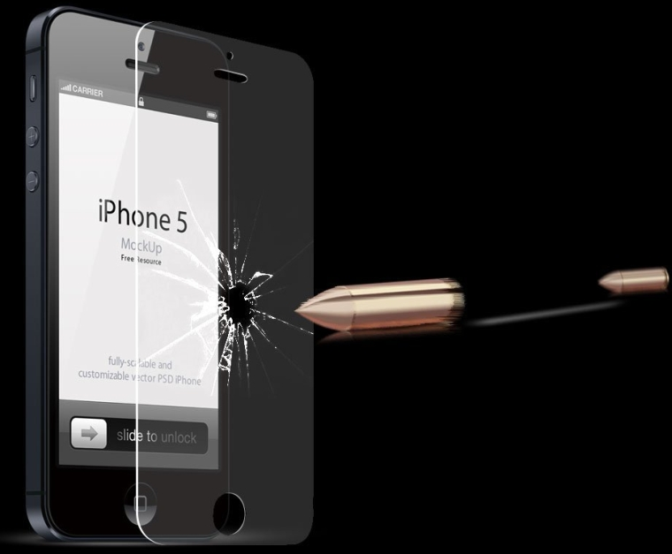 Nano Explosion-Proof HD Clear Screen Protector Guard Film for iPhone 5S iPhone 5C iPhone 5 5G