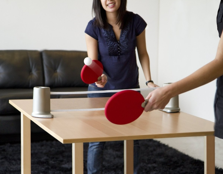 Portable Ping Pong Game Set
