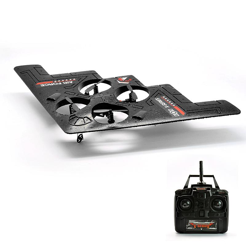 RC Quadcopter Stealth Bomber B2