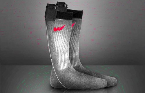 Rechargeable Heated Socks Deluxe