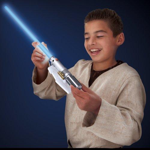 Remote Controlled Jedi Knight LIGHTSABER Room Light Kit
