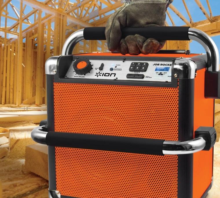 Rocker Bluetooth Portable Jobsite Sound System