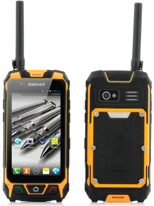 Rugged Android Phone