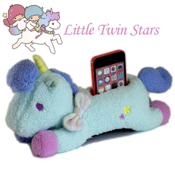 Sanrio Little Twin Stars Unicorn Series Screen Smartphone Stand