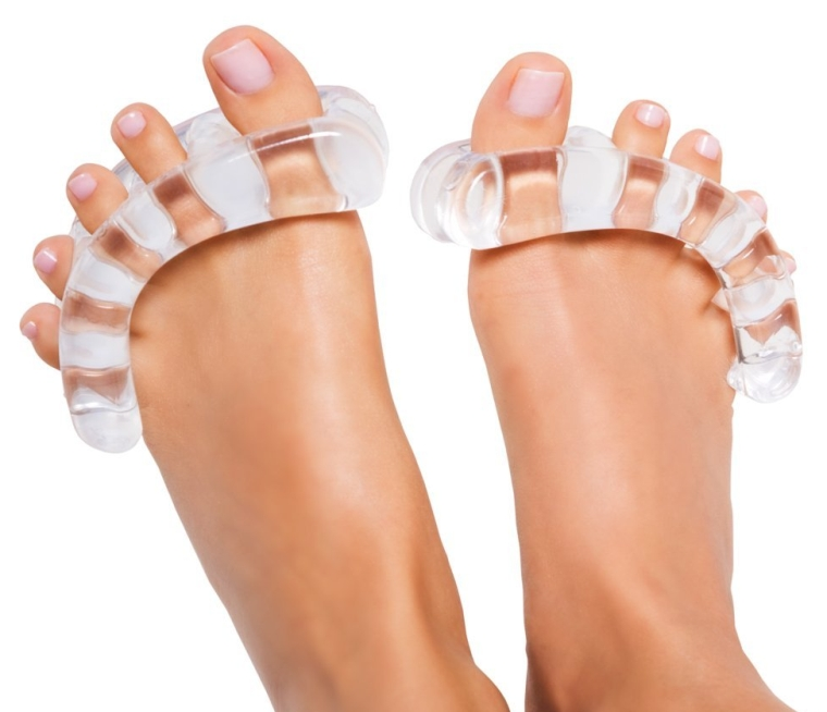 Small Clear YogaToes