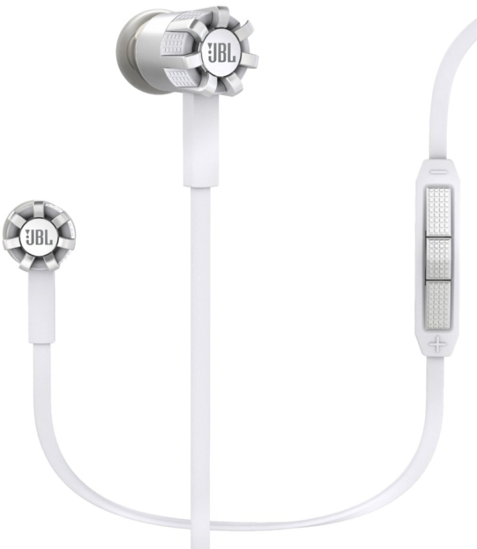 Synchros S200 Premium In-Ear Stereo Headphones with Universal Remote