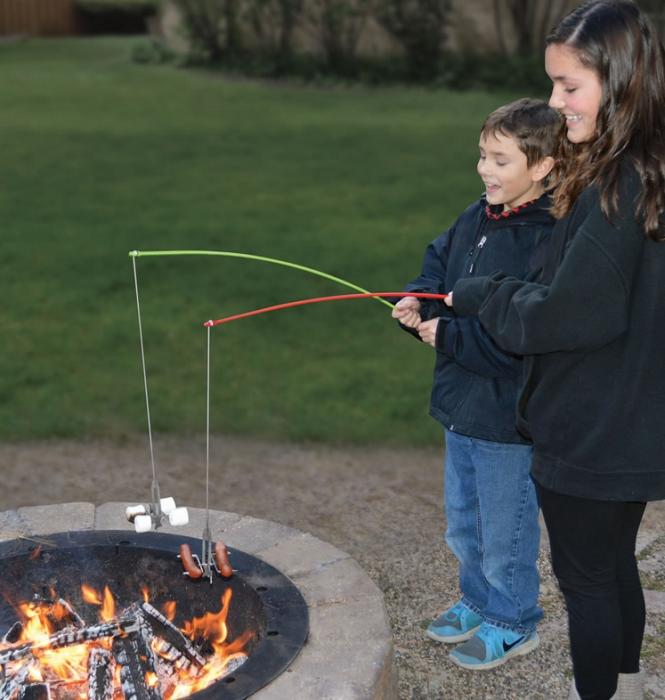The Campfire Roasting Rod
