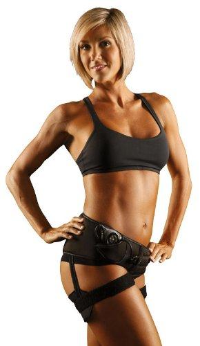 The Flex Belt Women's Flex Mini Thigh and Butt Toning Belt