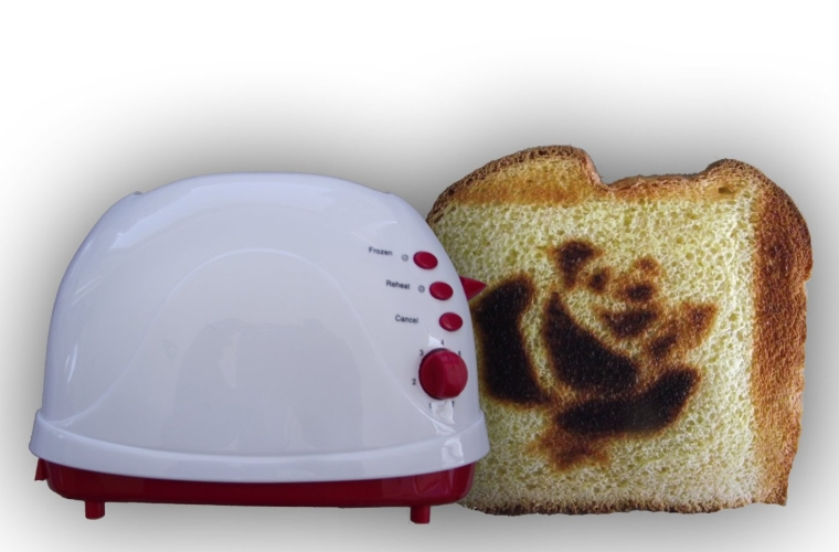 The Rose Toaster