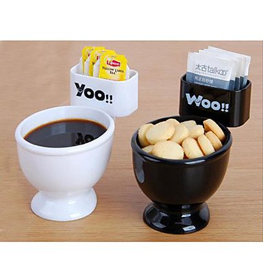 Toilet Shaped Mug Cup