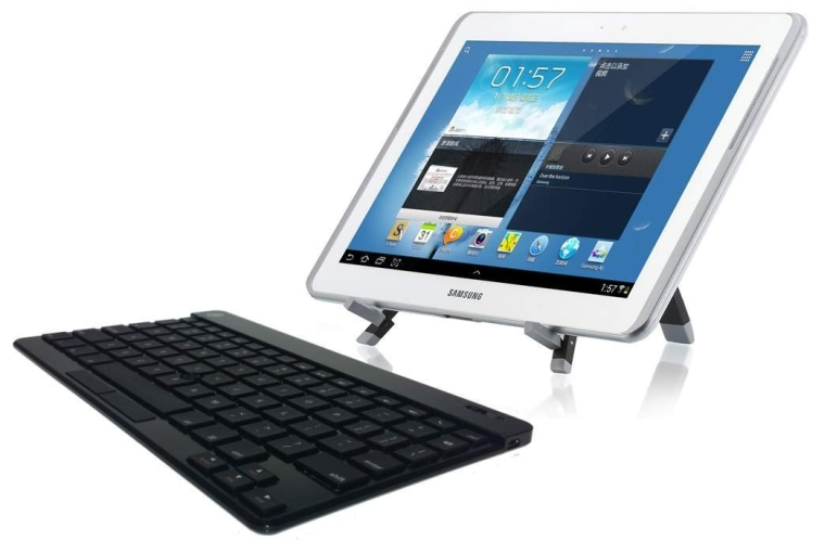 Ultra Slim Bluetooth Keyboard Designed