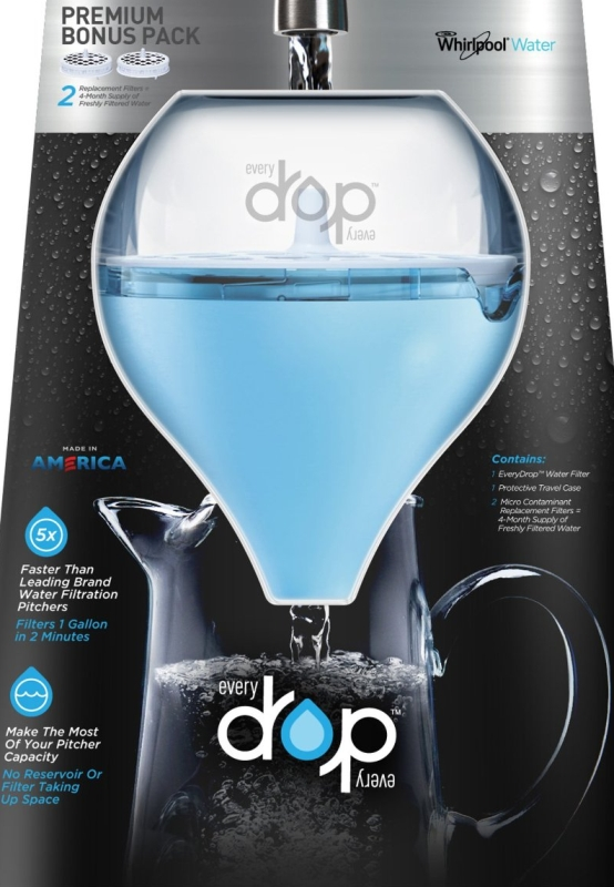 Whirlpool EveryDrop Water Filter