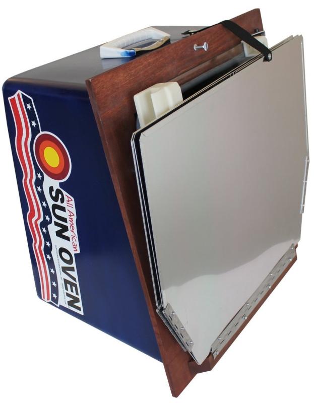 Worlds Best Solar Oven