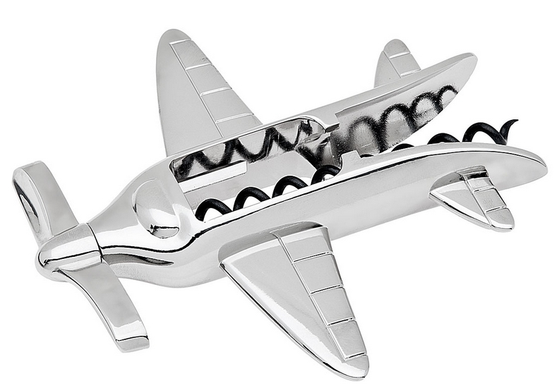 airplane self pull corkscrew