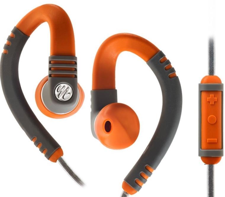 urbuds Explore Pro Water Resistant iPhone Mic & Remote Sport Earphones