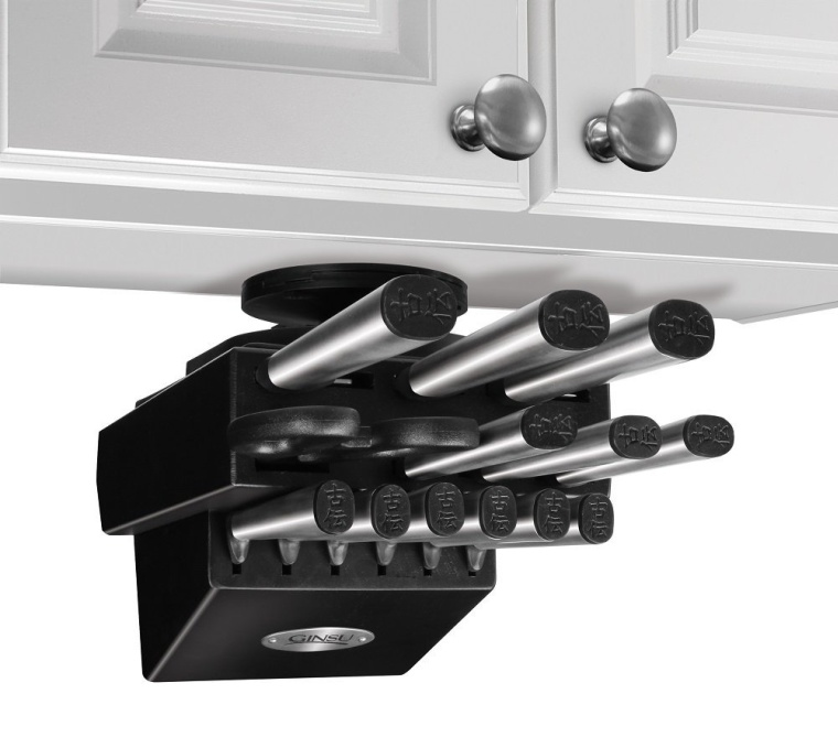 14-Piece Cutlery Set with Countersaver Block