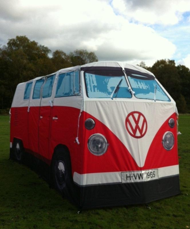 1965 Camper Van Tent