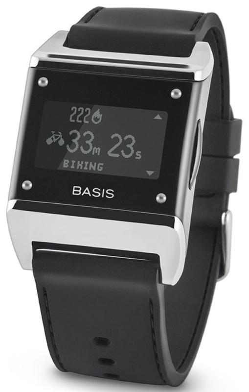 Basis Health Tracker for Fitness, SleepStress