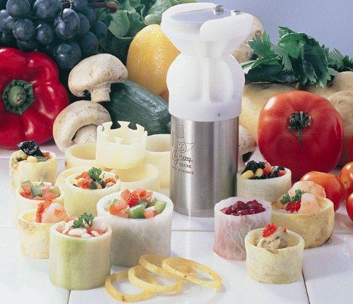 Bron Turn'Up Vegetable Garnisher