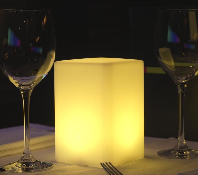CUBIC LED ambiance light
