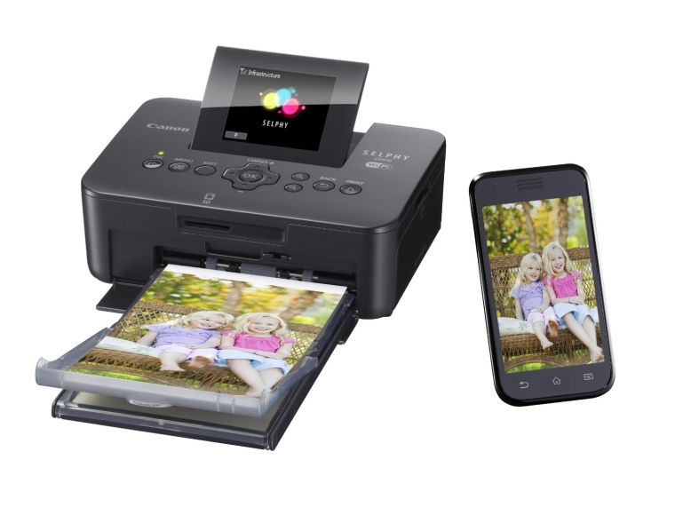 Canon Portable Wireless Compact Photo Color Printer