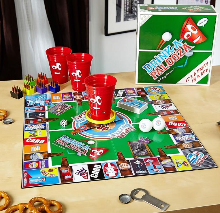 Drink-A-Palooza Board Game