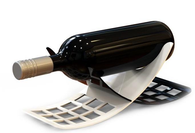 Echo Wine Rack
