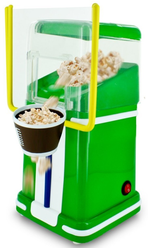 Game Time Air Popcorn Popper Football Style