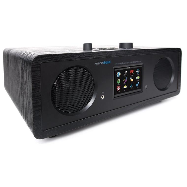 Grace Digital Stereo Wi-Fi Music System
