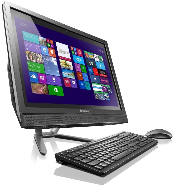 Lenovo IdeaCentre Touchscreen Desktop