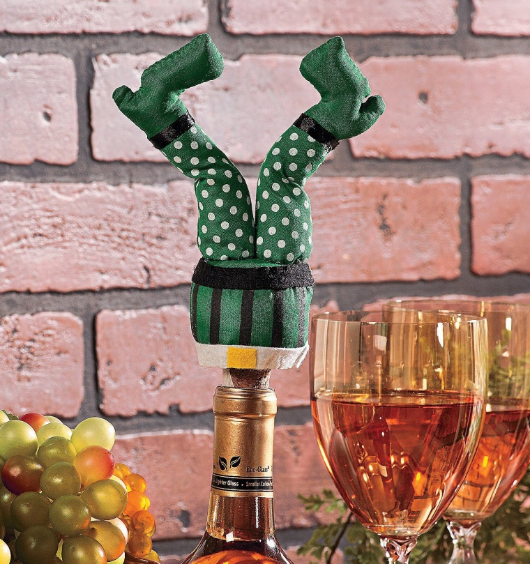 Leprechaun Wine Stopper